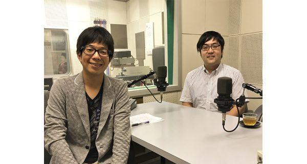 アナウンサーの堀内大輝さんと札幌弁護士会 髙橋健太弁護士